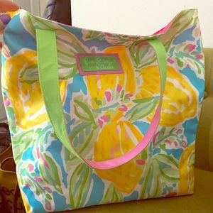 Lilly Pulitzer tote New
